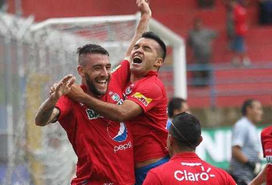 Leonardo Monje marcó varios goles con Municipal. (Foto: El Dia Chile)