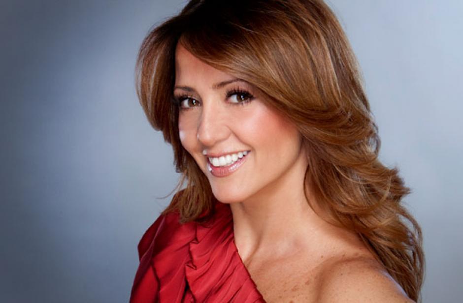 Andrea Legarreta ha trabajado en telenovelas para Televisa. (Foto: tiempo.com.mx)
