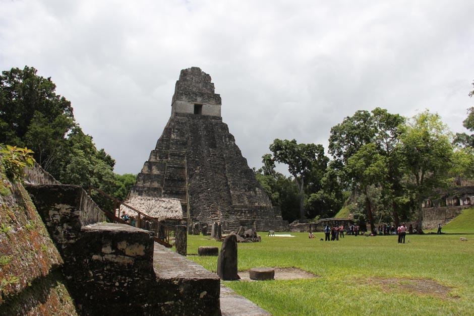 Tikal es uno de los sitios más recomendados por la revista especializada en lugares turísticos alrededore del mundo. (Foto: Inguat)