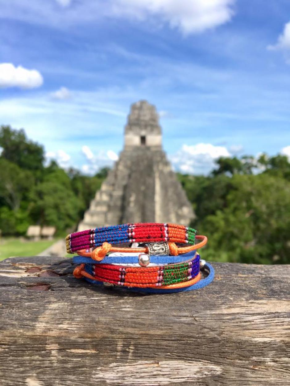 Cada rincón está representado en estos accesorios que pueden ser usados por hombres y mujeres. (Foto: Tionne)