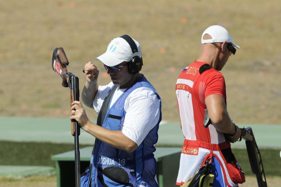 Hebert y Enrique competirán un sólo día en los olímpicos. (Foto: Aldo Martínez/enviado de Nuestro Diario)