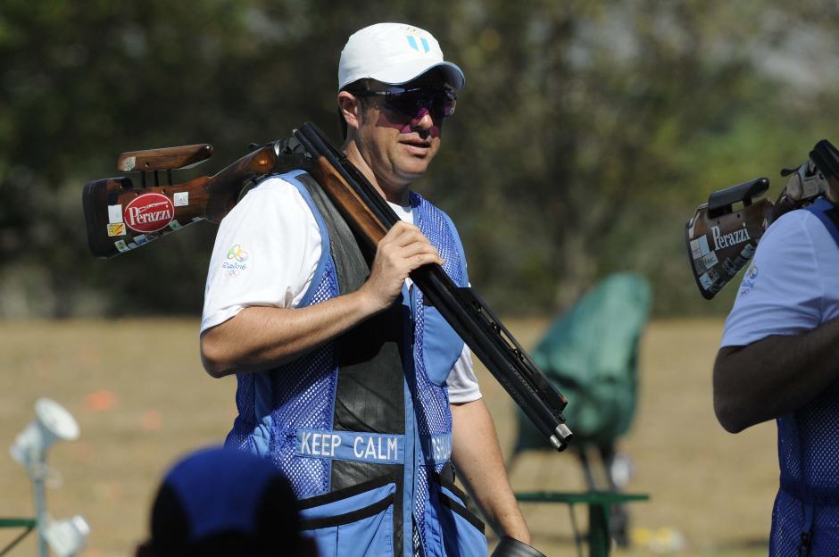 Hebert llega como campeón panamericano a los Juegos Olímpicos. (Foto: Aldo Martínez/enviado de Nuestro Diario)