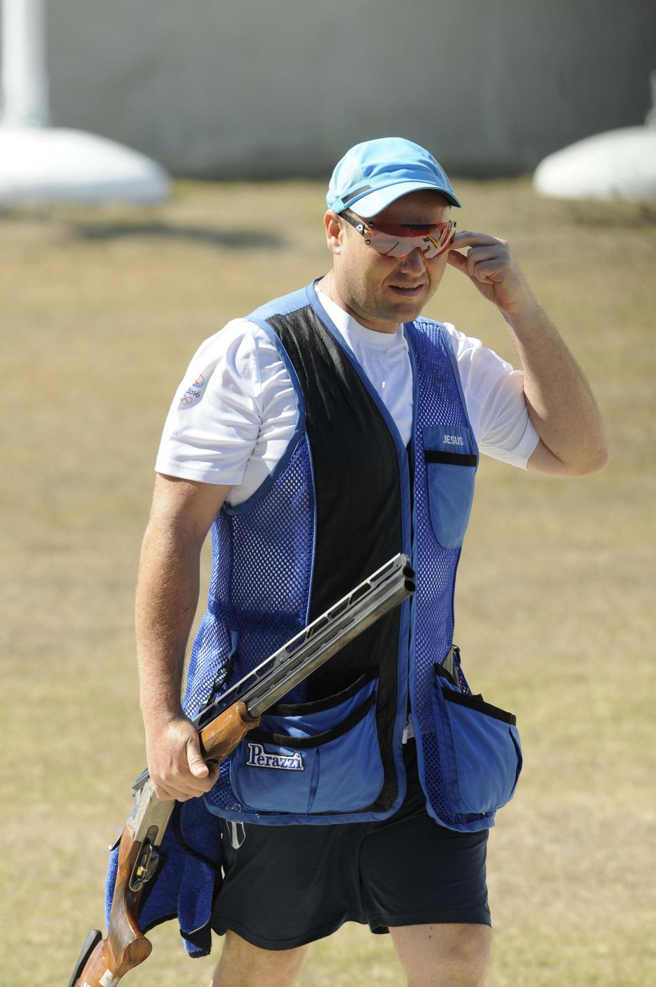 Enrique Brol fue subcampeón del mundo el año pasado. (Foto: Aldo Martínez/enviado de Nuestro Diario)
