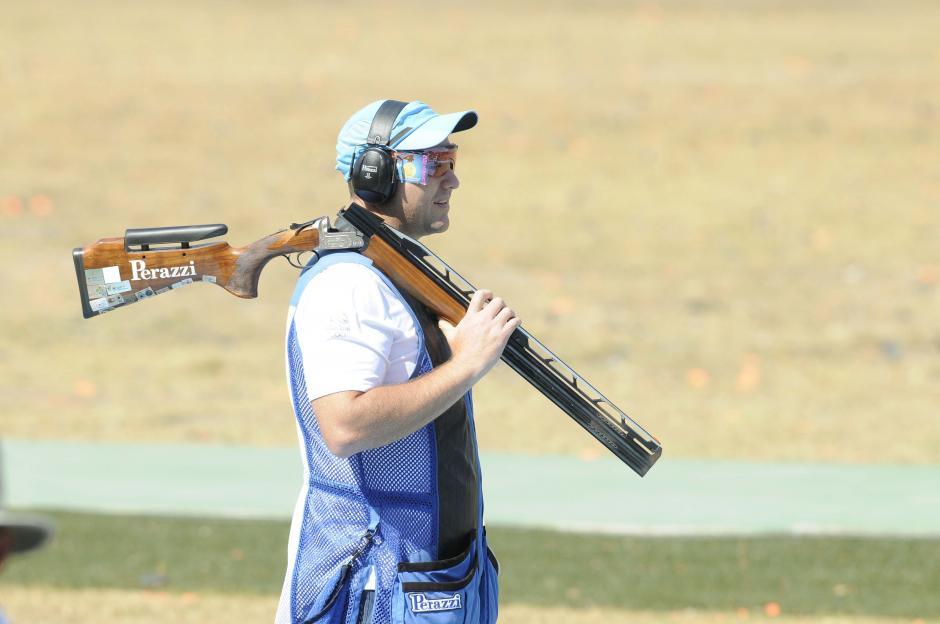 Enrique debutará en Juegos Olímpicos. (Foto: Aldo Martínez/enviado de Nuestro Diario)
