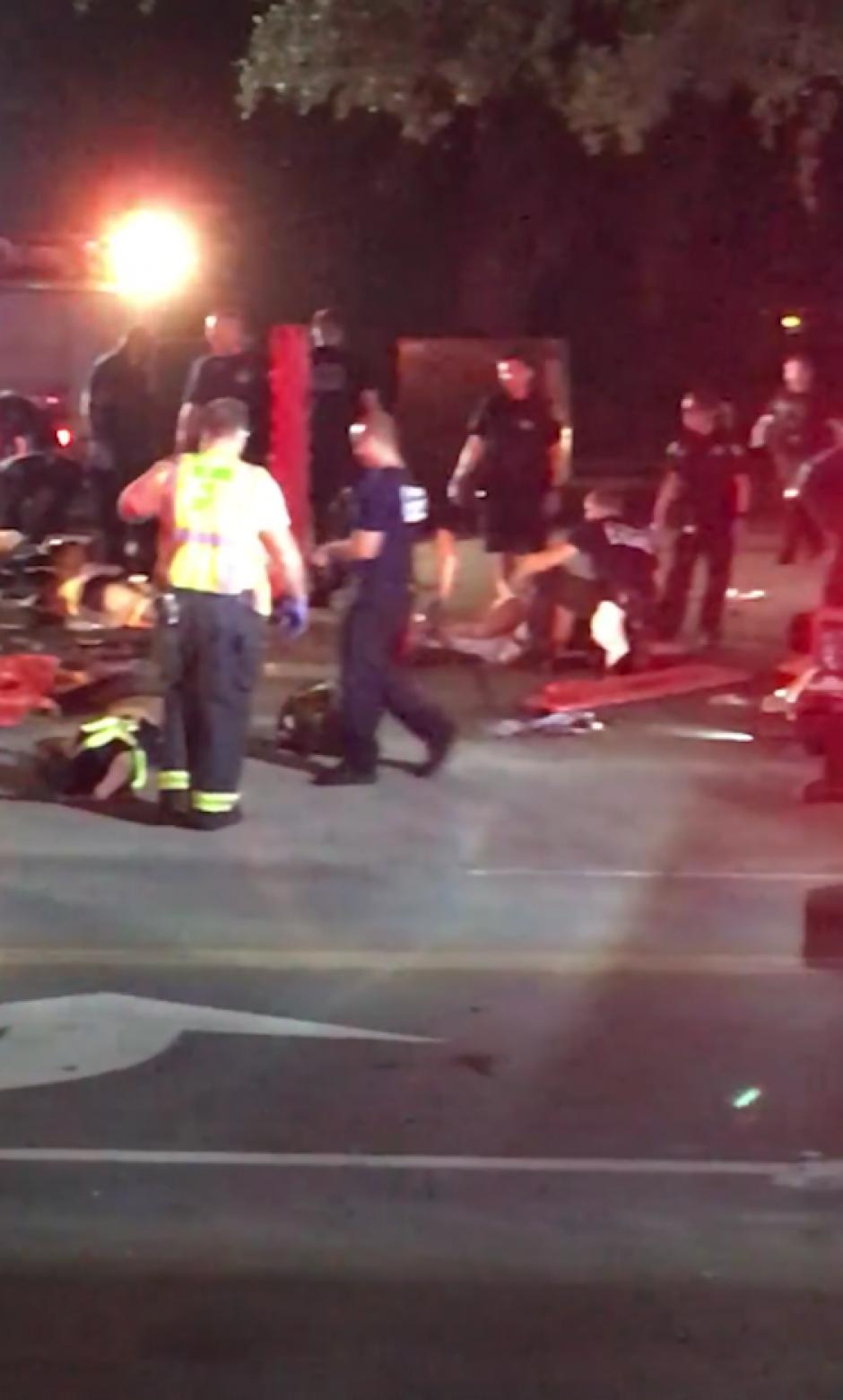 Autoridades cuentan que el sujeto también tenía explosivos. (Foto: Tony Torres)