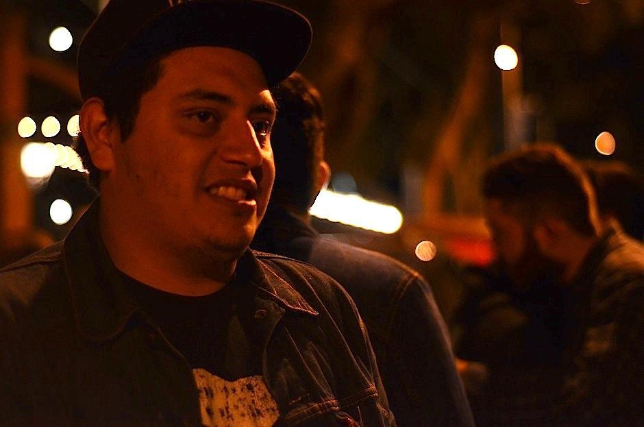 Jose, vocalista de la banda y creador de la letra de Casa Paraíso contó cómo surgió la inspiración para el sencillo. (Foto: Selene Mejía/Soy502)