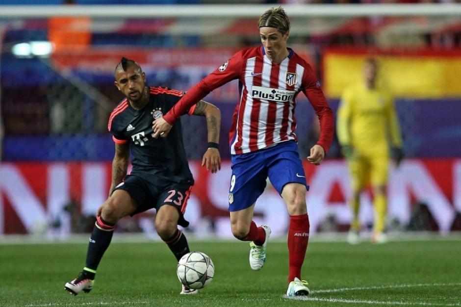 El Bayern se había adelantado al inicio del juego, emparejando el marcador global. (Foto: AFP)