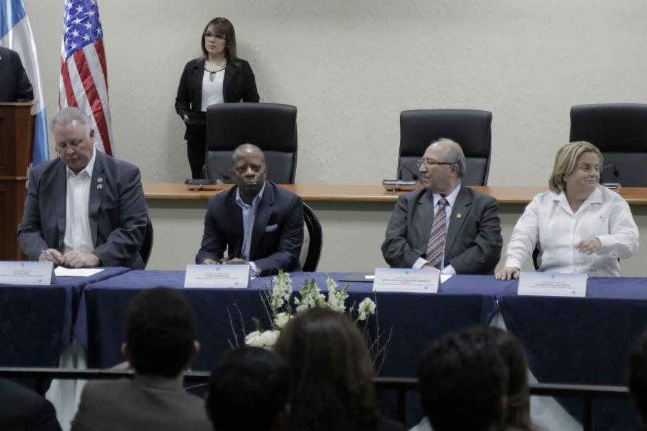 El gobierno de Estados Unidos aportó la mayoría del financiamiento de la sala. (Foto: Alejandro Balán/Soy502)