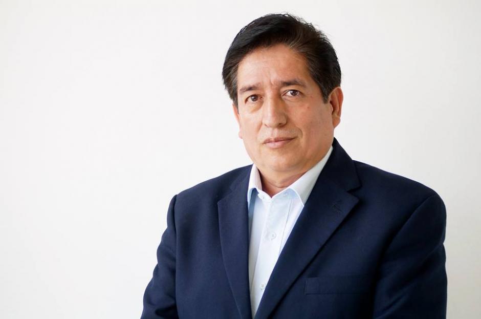 El ingeniero Omar Rodas es una persona que ha trabajado en pro de su municipio. Con su candidatura a través del partido Todos espera llevar a Mixco hacia nuevos rumbos positivos. (Foto: Omar Rodas)