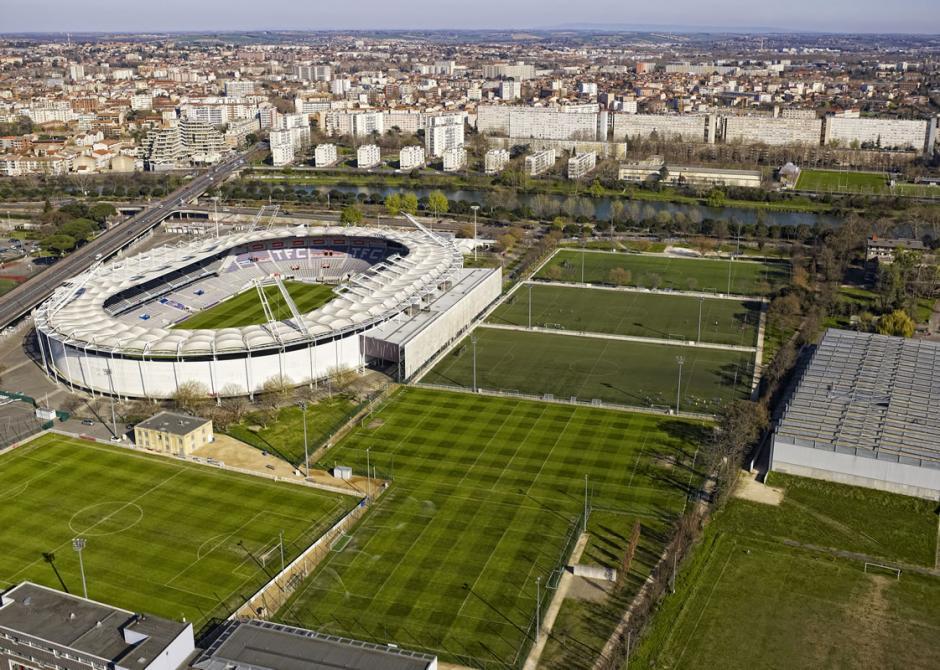 El estadio de Toulouse fue construido para el Mundial de Fútbol de 1938. (Foto: toulouse-visit.com)