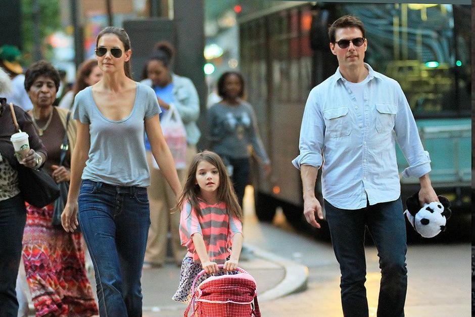 Se cree que debido a la idea de la posesión el actor ya no visita a su hija. (Foto: Archivo)