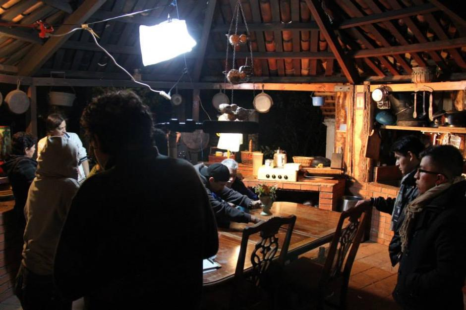 Luagres como Finca La Loma, en Chimaltenango también sirvieron de escenario para Ambiguity. (Foto: Ambiguity oficial)