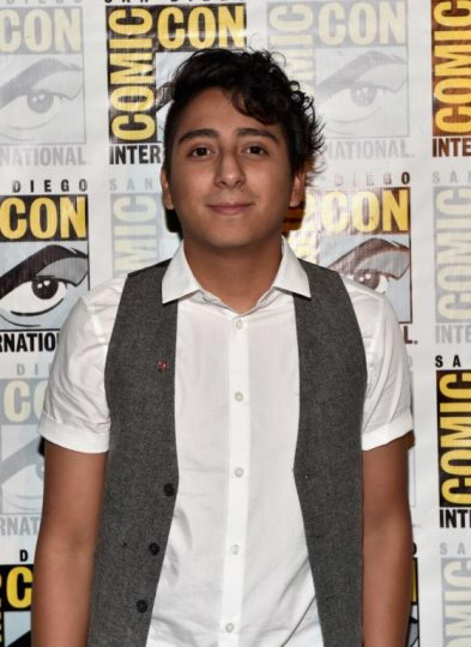 Tony Revolori participó en The Grand Budapest Hotel. (Foto: AFP)