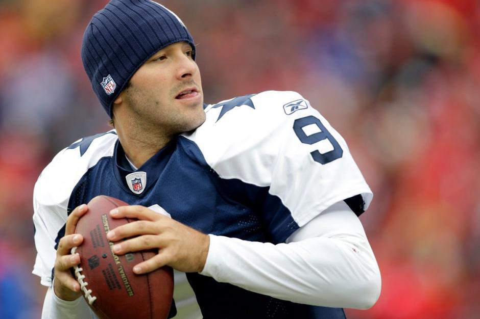 Tony Romo, quarterback, Cowboys, NLF, contrato