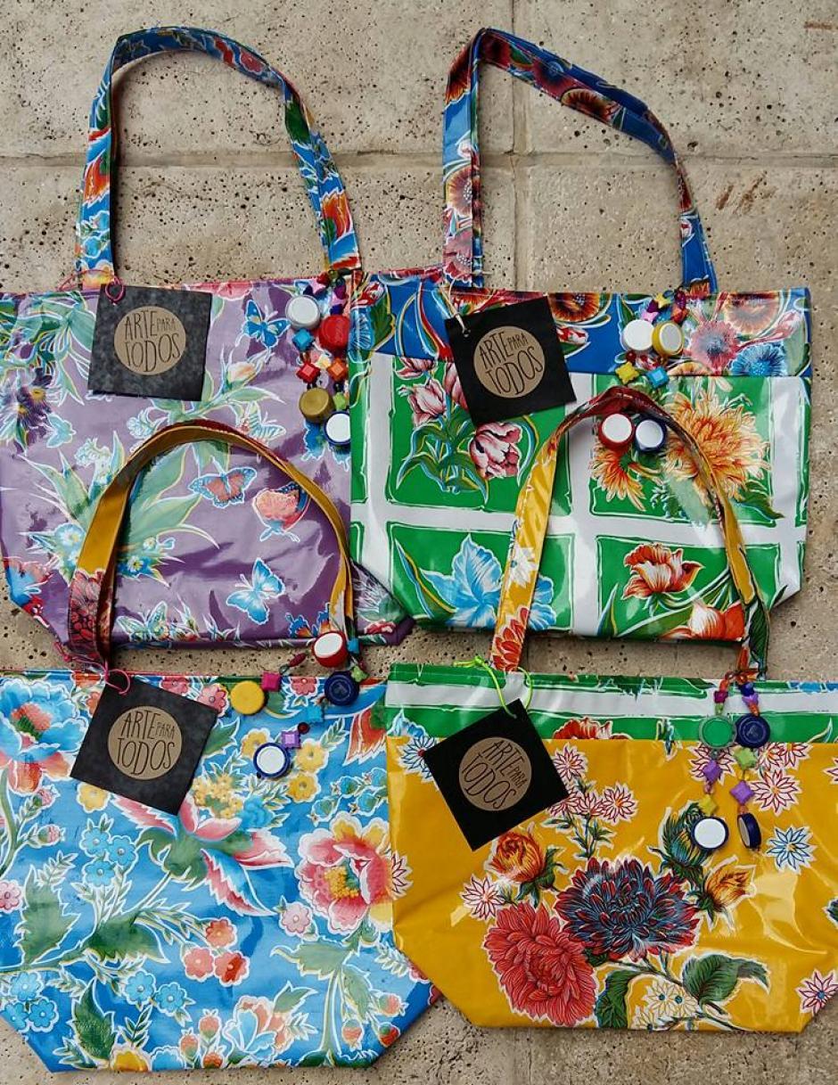 Comprando estas bolsas ayudas a niños de escasos recursos a conocer museos. (Foto: Torojil)