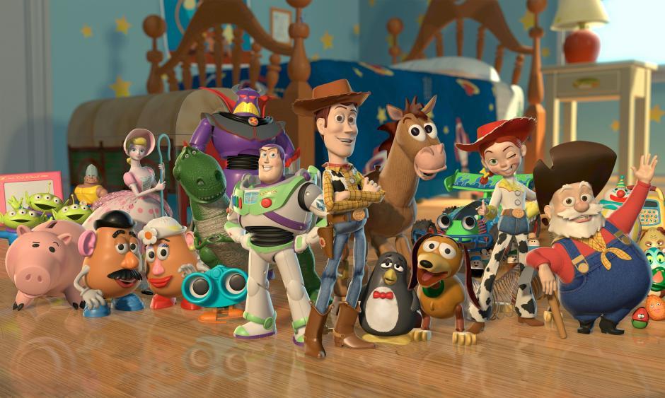 "La cinta animada ""Toy Story"" cumple 20 años. (Foto:mundotkm.com)"