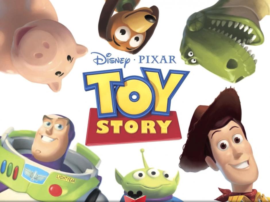 """Los personajes que le dieron vida a la cinta animada """"Toy Story"""". (Foto: byretheatre.com)"""
