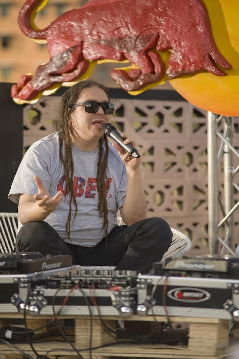 El Dj y productor mexicano fue conferencista en la academia del año 2010, celebrada en Londres Inglaterra. (Foto: J.J. Marorquín)