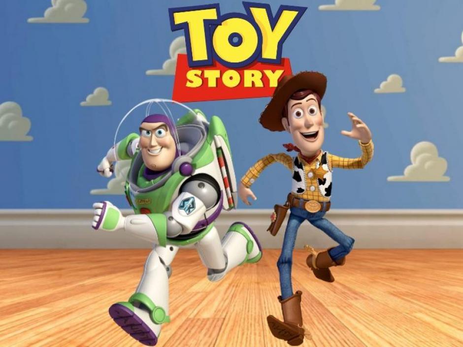 Woody y Buzz Lightyear se convirtieron en héroes de la cinta animada.(Foto. bsckids.com)