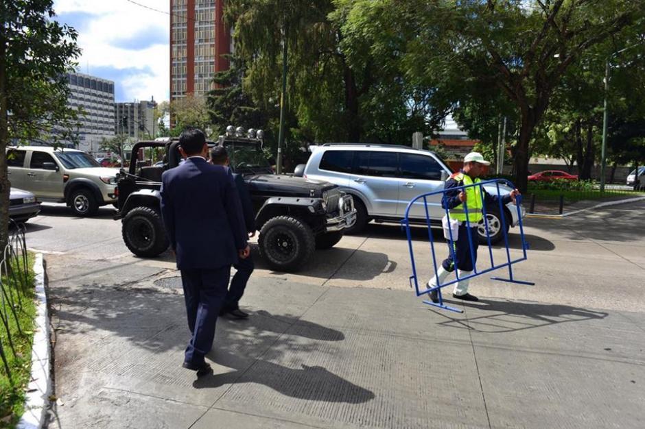 El cierre temporal de calles y avenidas en varios puntos de la ciudad afectará el tráfico. (Foto: Jesús Alfonso/Soy502)