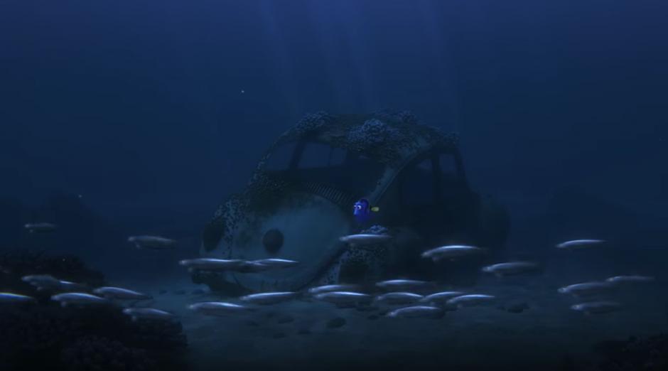 El fondo del mar se encuentra contaminado. (Captura de pantalla: TheEllenShow/Youtube)