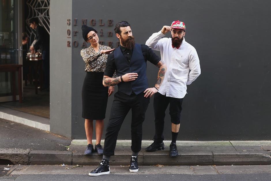 La barba es un buen accesorio este año. (Foto: singleo.com.au)