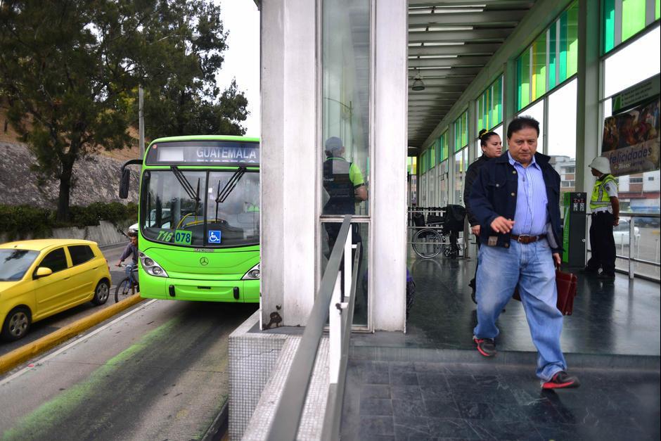 Aún no se ha decidido en qué rutas se implementarán. (Foto: Archivo/Soy502)