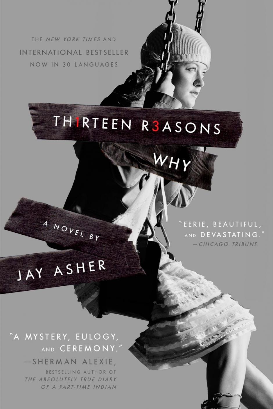 """Se trata de la serie """"13 reasons why"""", basada en el libro del mismo nombre. (Foto: underthemountain)"""