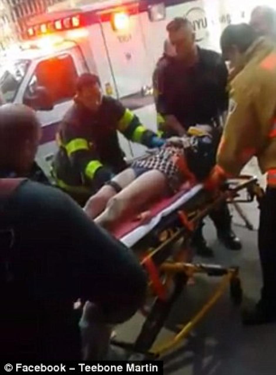 El accidente tuvo lugar el pasado miércoles 8 de marzo en Nueva York. (Foto: scallywagandvagabond.com)