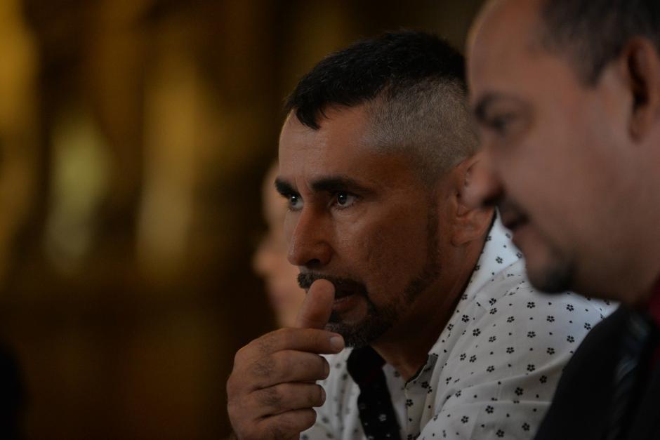 El alcalde de Ipala solicitó seguridad al Ministerio de Gobernación. (Foto: Wilder López/Soy502)