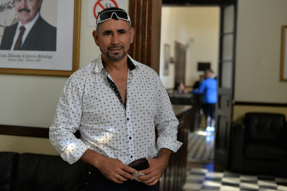 Tres Kiebres pidió seguridad recientemente al Ministerio de Gobernación. (Foto: Wilder López/Soy502)