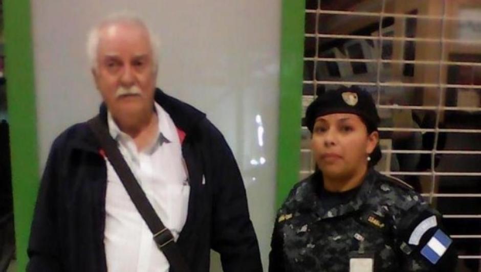 El dueño del hotel Camino Real, Carlos Monteros, fue capturado el 10 de julio. (Foto: Archivo/PNC)