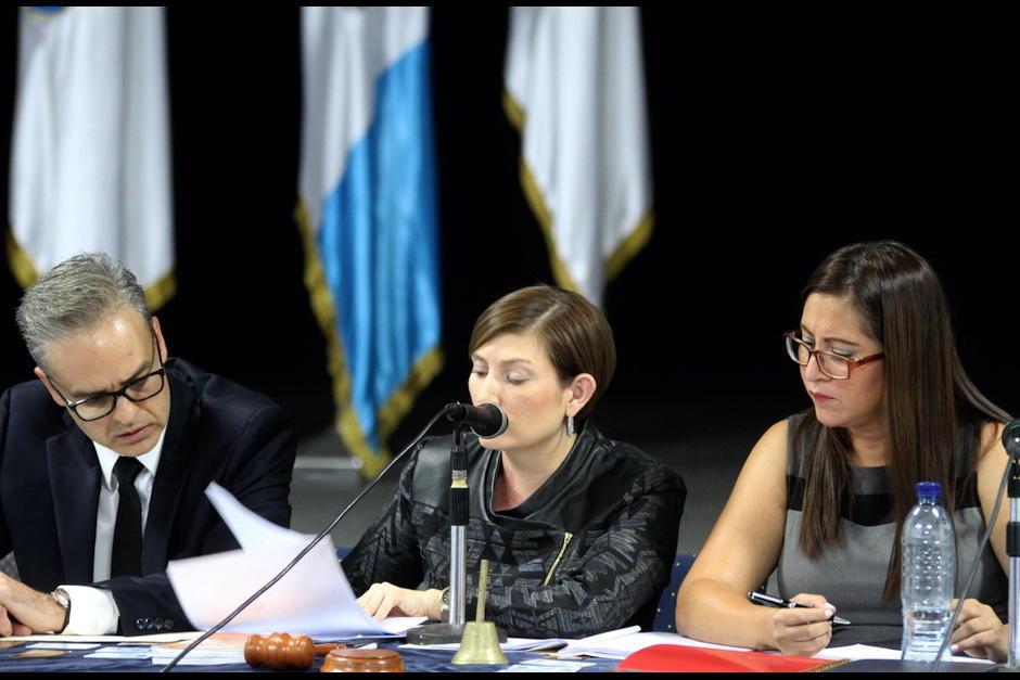 Maríalejandra Rodríguez Rodas, presidente de Tribunal de Honor de CDAG, no se ha pronunciado al respecto. (Foto: Soy502)