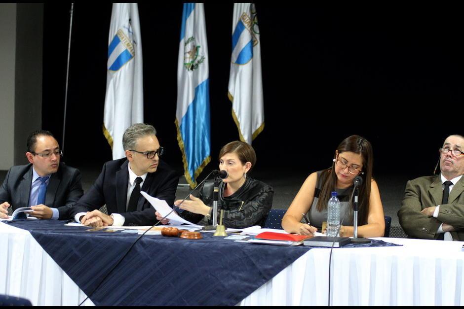 Los miembros del Tribunal de Honor de CDAG no han conocido la apelación presentada por la Fedefutbol. (Foto: Luis Barrios/Soy502)