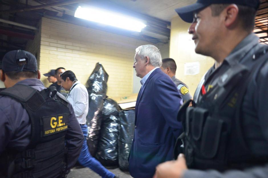 Este miércoles continúa la audiencia de primera declaración por el caso TCQ. (Foto: Jesús Alfonso/Soy502)