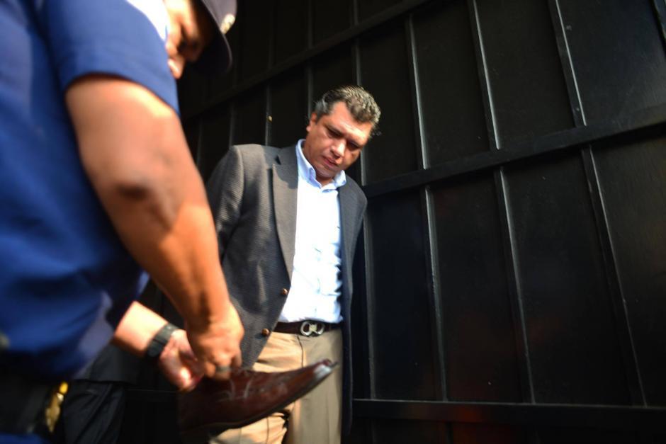 Gustavo Martínez enfrenta otro proceso por el caso conocido como Negociantes de la Salud. (Foto: Jesús Alfonso/Soy502)