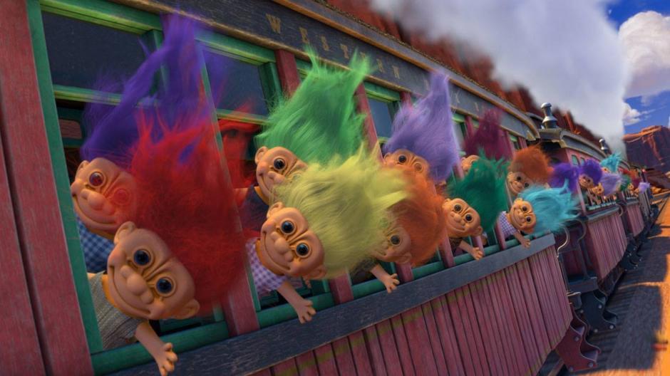 """La cinta """"Trolls"""" llegará a los cines el 4 de noviembre de 2016. (Foto: YouTube)"""