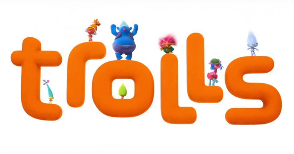 Los Trolls siempre están llenos de energía y color. (Imagen: YouTube/20th Century Fox LA)
