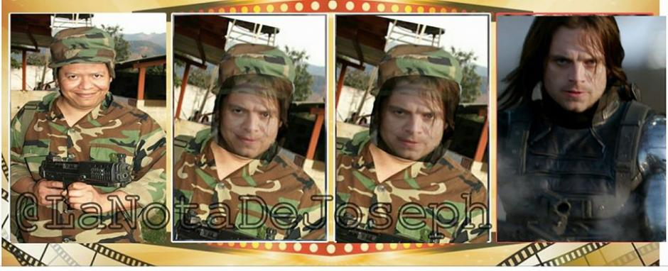 El reemplazo de Edgar Ovalle no pasó desapercibido. (Foto: La Nota de Joseph/Facebook)