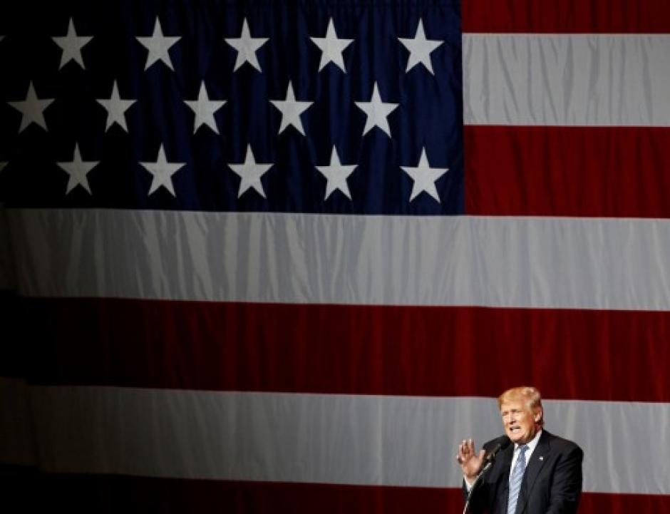 Entre los candidatos figuran Mike Pence y Chris Christie. (Foto: AFP)