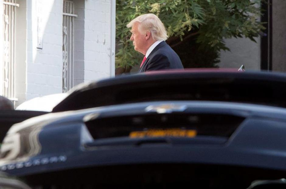 El aspirante republicano a la Casa Blanca, Donald Trump, anunciará el viernes a su compañero de fórmula para las elecciones. (Foto: Efe)
