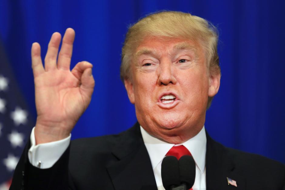 El abuelo de Donald Trump era un inmigrante procedente de Alemania. (Foto: crhoy.com)