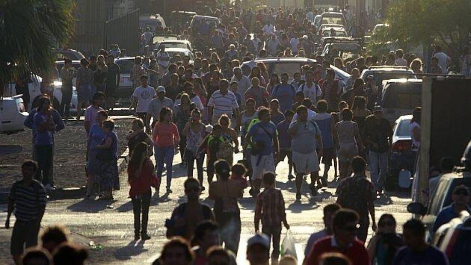Varias ciudades de Latinoamérica se encuentran en alerta por tsunami. (Foto: Twitter)