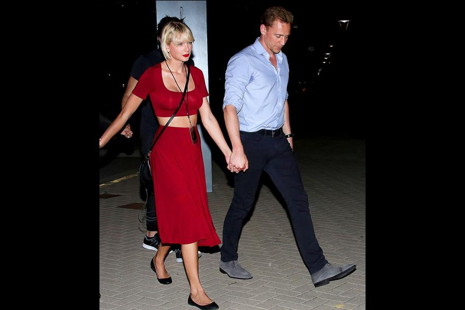 Taylor empezó con Tom luego de terminar su relación con el DJ Kalvin Harris. (Foto: Archivo)