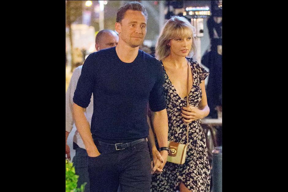 Taylor y Tom han sido fotografiados en muchas ocasiones juntos. (Foto: Archivo)