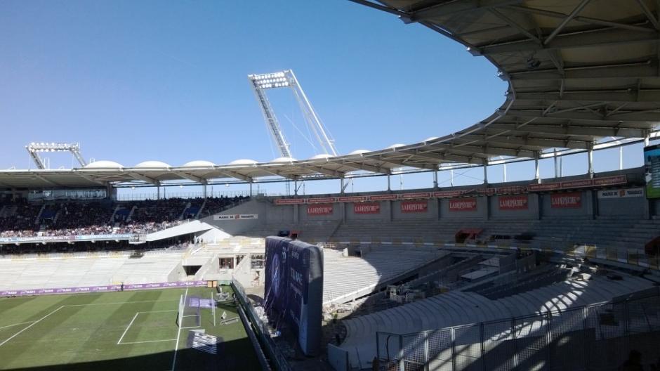 En el estadio de Toulouse se jugarán los octavos de final de la EURO 2016. (Foto: hasmgrupu.blogspot.com)