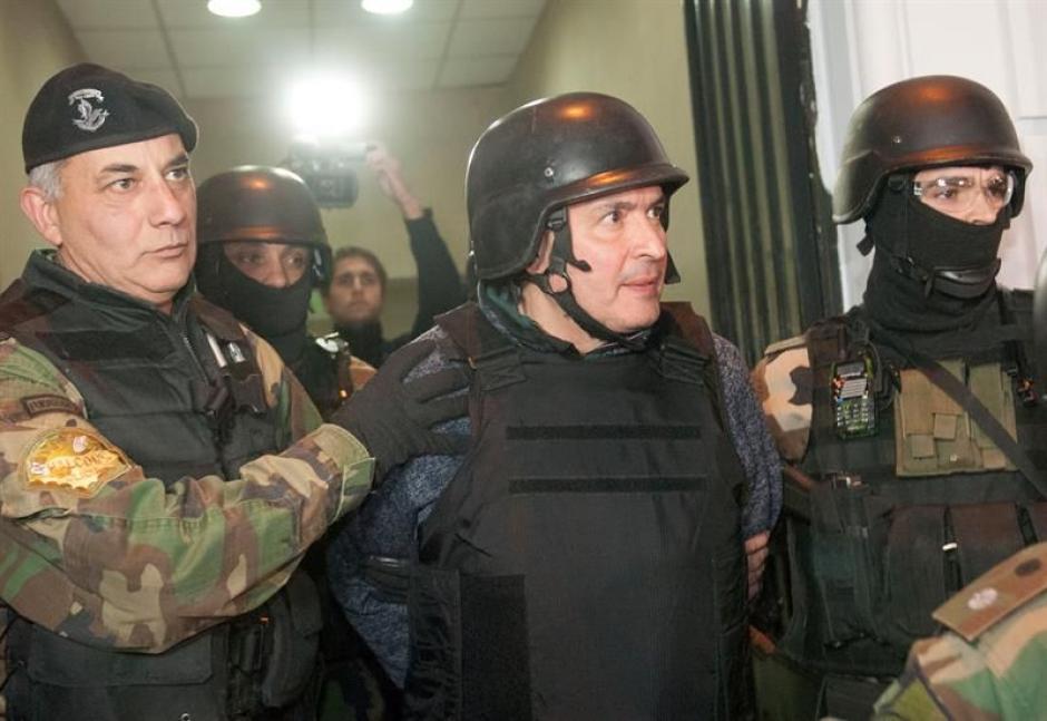 Exfuncionario Argentino quiso esconder 8 millones de dólares en un monasterio (Foto: noticias.yahoo.com)