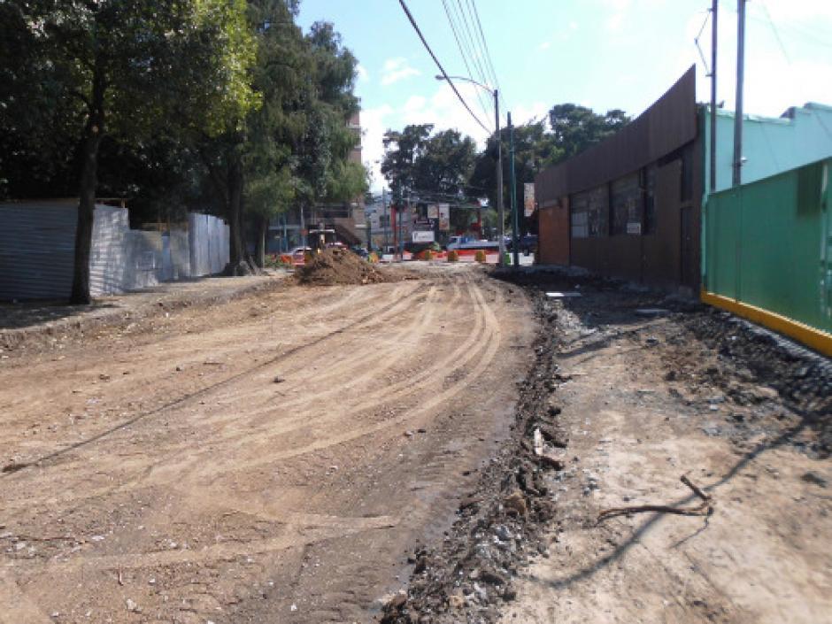 Los trabajos de remodelación durarán seis meses. (Foto: Municipalidad de Guatemala)