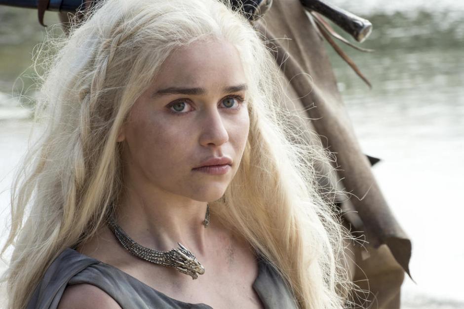 Emilia Clarke gana más de un millón de dólares por cada capítulo de Game of Thrones. (Foto: TV Guide)