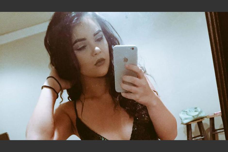 "Alyssa Bordelon se hizo una de tantas ""selfies"", pero no salió bien. (Foto: Twitter)"
